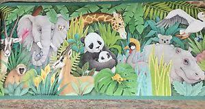 kids wallpaper border ebay