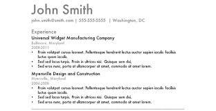 Successful Resume Template Excellent Resume Templates Nardellidesign Com
