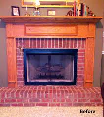 reader project fireplace makeover u2014 the family handyman