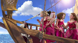 tinker bell pirate fairy music video official disney hd