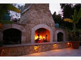 Patio Fireplace Kit by 138 Best Fireplaces Images On Pinterest Outdoor Fireplaces