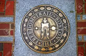 Freedom Trail Map Boston by Boston And The Freedom Trail An Urban Hiker Paradise Trail Climb