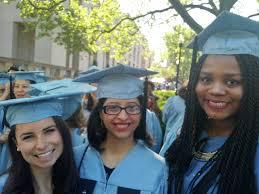 top broadcast journalism graduate schools award winning broadcast journalist adesewa josh graduates top