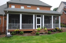 astounding all wooden screened in porch designs with unfinished impressive american house design with additional screened in porch designs using white painted wooden