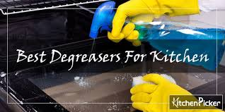 best degreaser to clean kitchen cabinets 10 best degreasers for kitchen safe non toxic powerful