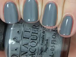 nail polish opi fifty shades grey collection swatches beautiful