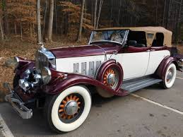 Hemmings Classic Car - 1932 pierce arrow for sale 1852561 hemmings motor news