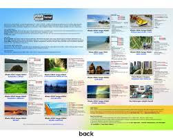 contoh desain brosur hotel sribu flyer brochure design desain brosur untuk tour tr