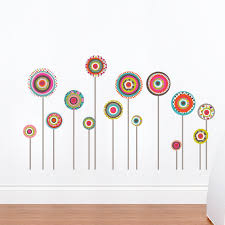 wall a roos best lollipop wall decals dorm room wall decals