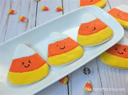 halloween sugar cookies decorated ghost banner cookies cute candy