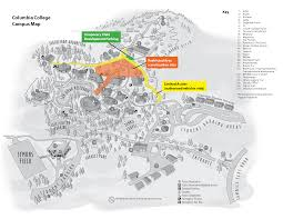 Columbia Campus Map Childrens Medical Guide Columbia University Childrens Medical