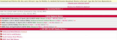 top 10 sites to download new hollywood movies in hindi full hd