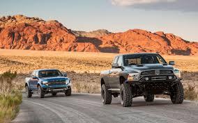 Ford Raptor Truck - 2012 ford raptor vs 2012 ram runner comparison truck trend