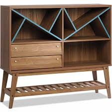 100 contemporary buffet sideboard server weathered charcoal
