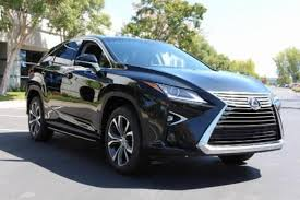 where is lexus rx 350 made 2017 lexus rx 350 pricing for sale edmunds