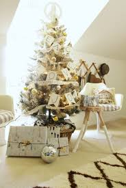 peace love joy tree with diy topper and banner eclectic and