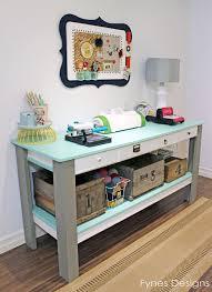 craft room reveal fynes designs fynes designs