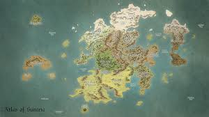 Pathfinder World Map Pathfinder Setting Map Sunaria Comments And Critiques