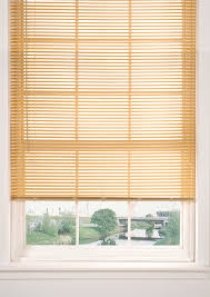 woodgrain venetian blind pvc natural city style ready made
