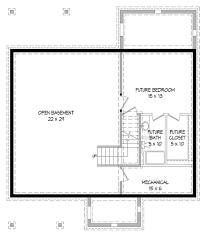 country style house plan 3 beds 2 50 baths 1850 sq ft plan 932 12