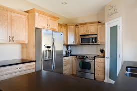 Red Birch Kitchen Cabinets Red Birch Mirage Woodworks Kitchen Bath And Furniture