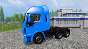stralis hi way for farming simulator 2015