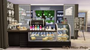 Home Design Shop Inc by Sims4 Container Coffee Shop Ruby U0027s Home Design Carlos Hertel