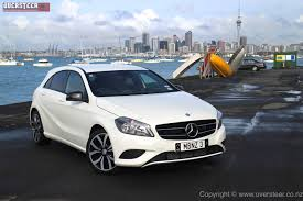 road test mercedes benz a200 cdi oversteer