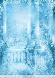 Photography Backdrop Fab Drops Frozen Ice Palace Photography Backdrop