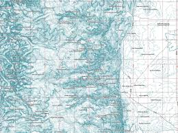 Colorado Topo Maps by Print Maps Tall Stuff Visible From Boulder Colorado