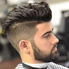 mid fade haircut 35 pompadour fade haircuts modern styling tips ideas
