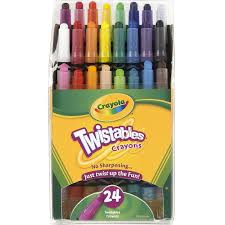 save on discount crayola twistables crayons minis u0026 more