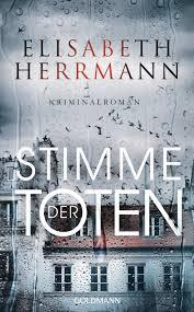 K He Planen Elisabeth Herrmann Stimme Der Toten Goldmann Verlag Ebook