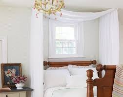 Bedroom Curtain Rods Decorating Bed Canopy Bedroom Decorating Ideas Diy Canopy Bed