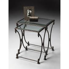 butler specialty nesting tables butler specialty metalworks nesting tables 4012025