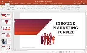 marketing plan powerpoint presentations slidehunter com