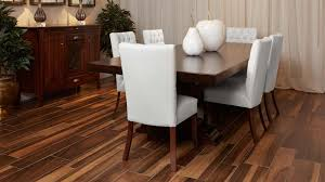 Cherry Wood Laminate Flooring Hunstville Solid Cherry Wood Trestle Dining Table