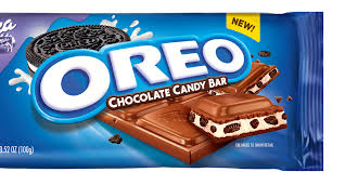 mic drop oreo just released a candy bar