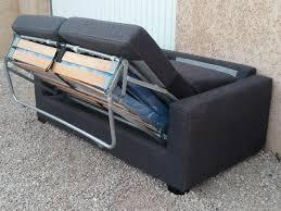 mécanisme canapé convertible photo canape lit