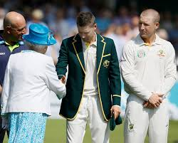 gallery queen elizabeth ii meets players before second ashes test