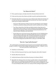 How Do You Make A Resume For Your First Job by Ecp How To Build A Resume