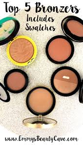 best bronzer for light skin the best bronzers for pale skin tones blog post includes swatches