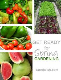 Ready For Spring by Monday Morning Musings Getting Ready For Spring Gardening