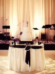 decoration mariage noir et blanc mariage ivoire noir blanc l élégance baroque 1 melle