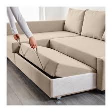 ikea canape d angle convertible friheten canapé lit d angle avec rangement skiftebo gris foncé