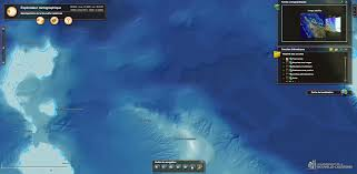 Follow The 2010 Tour De France In Bing Maps And Google Earth Bing by Geogarage Blog South Pacific Sandy Island U0027proven Not To Exist U0027