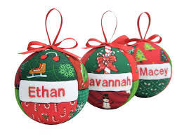 three personalized family ornaments by craftcrazy4u me