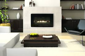 white modern electric fireplace tv stand and side by large open
