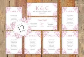 Wedding Seat Chart Template August 2014 U2013 Bestbride101