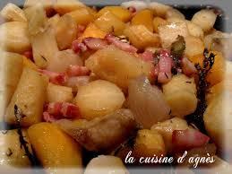 cuisiner les l馮umes anciens cocotte de légumes anciens la cuisine d agnèsla cuisine d agnès